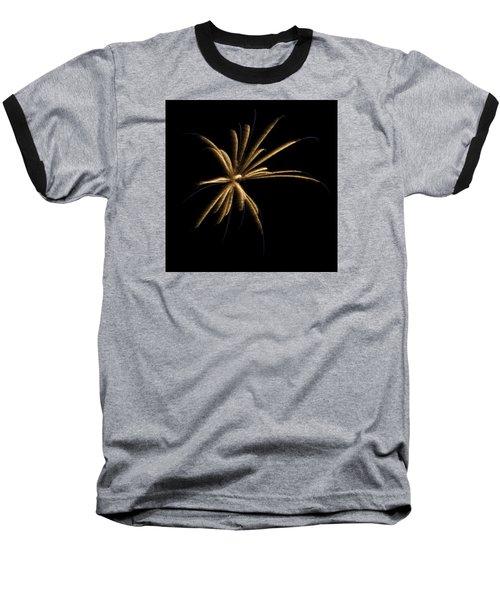 Fireworks 1 Baseball T-Shirt