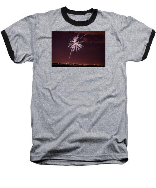 Fireworks July4 2013 Baseball T-Shirt