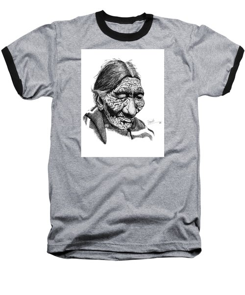 First 100 Years Baseball T-Shirt by Lawrence Tripoli