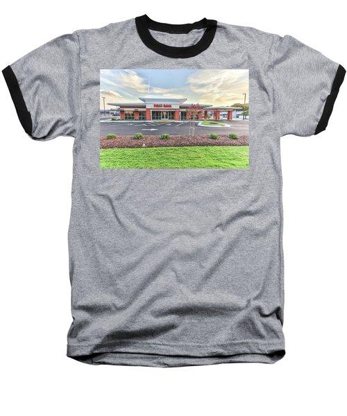 First Bank 4 Baseball T-Shirt