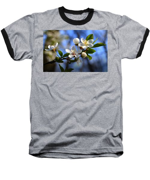 First Blossoms Baseball T-Shirt