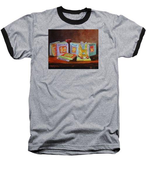 First Books Baseball T-Shirt