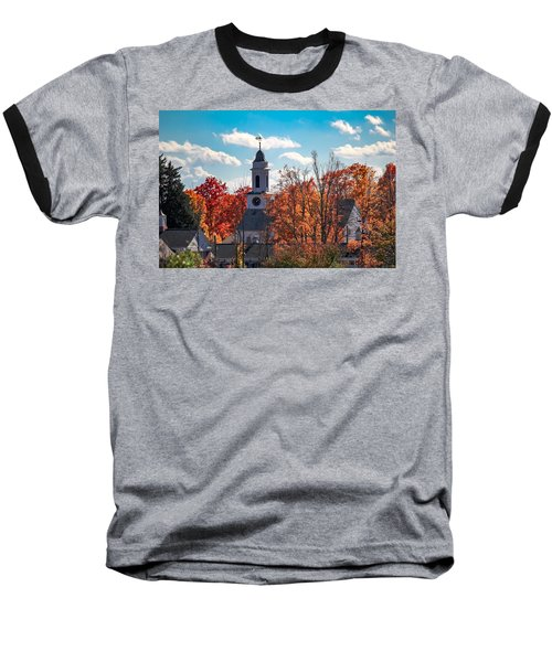First Congregational Church Of Southampton Baseball T-Shirt