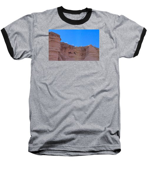 Baseball T-Shirt featuring the photograph First Date by Brenda Pressnall