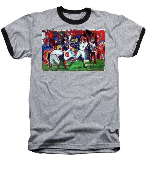 First Down Baseball T-Shirt