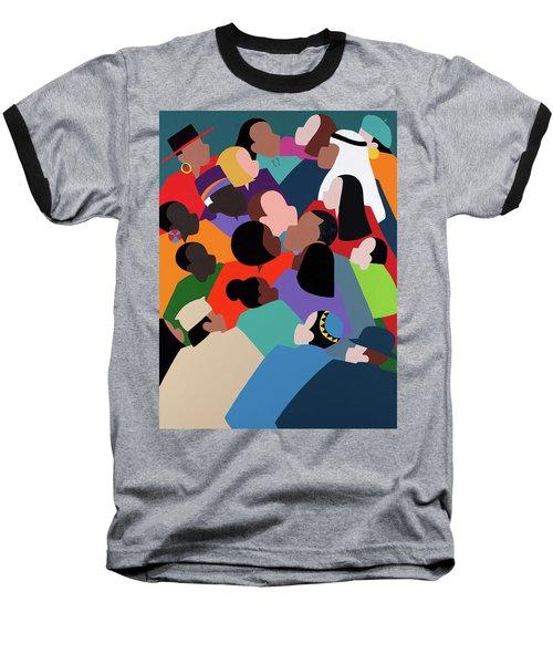 First Family The Obamas Baseball T-Shirt