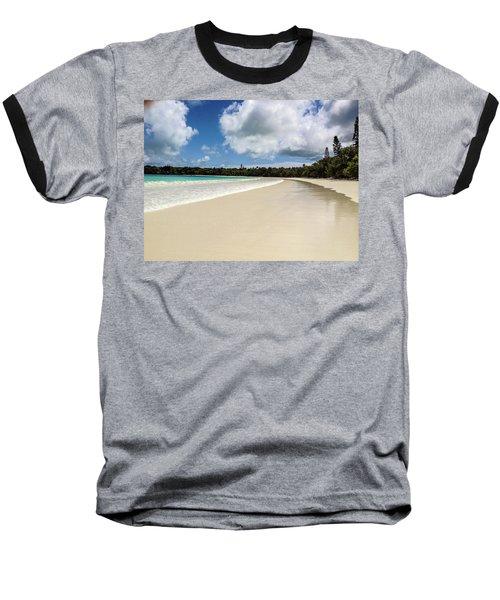 First Footprints Baseball T-Shirt