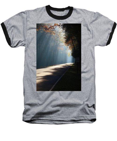 First Light Baseball T-Shirt by Lamarre Labadie