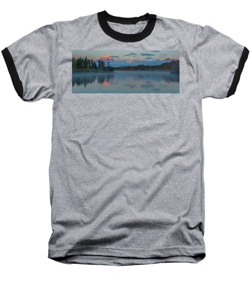 First Light Of Dawn Baseball T-Shirt by Yeates Photography