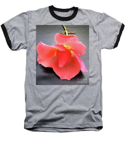 First Rose  Baseball T-Shirt
