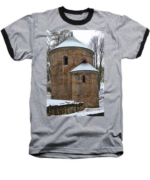 First Snow Baseball T-Shirt
