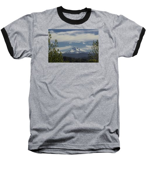 First Snow Signed Baseball T-Shirt