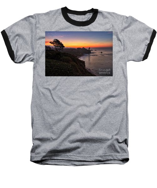 First Sunrise Of 2018 Baseball T-Shirt