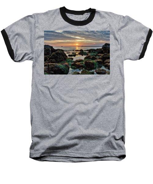 First Sunset Of 2018 Baseball T-Shirt