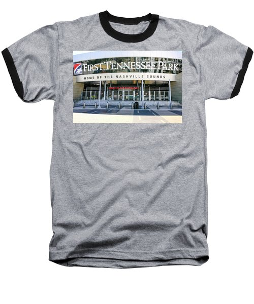 First Tennessee Park, Nashville Baseball T-Shirt