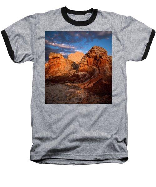 First Touch Baseball T-Shirt by Bjorn Burton