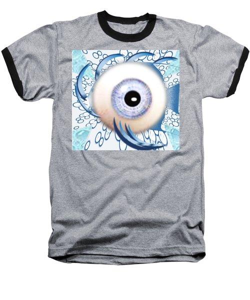 Fish Eye Baseball T-Shirt