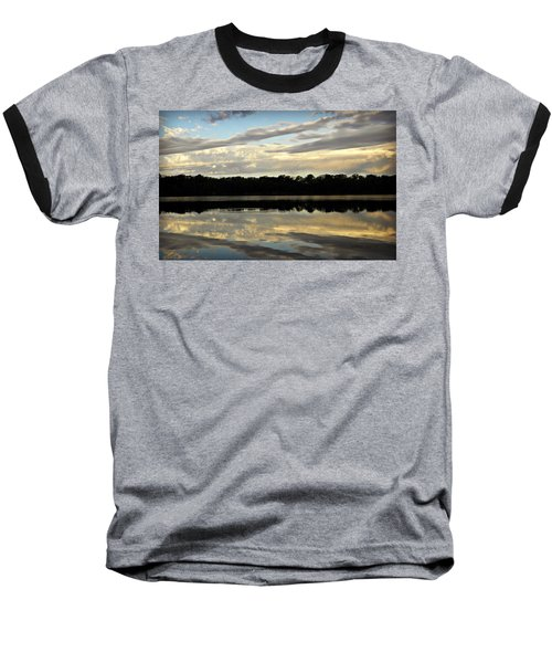 Baseball T-Shirt featuring the photograph Fish Ring by Chris Berry