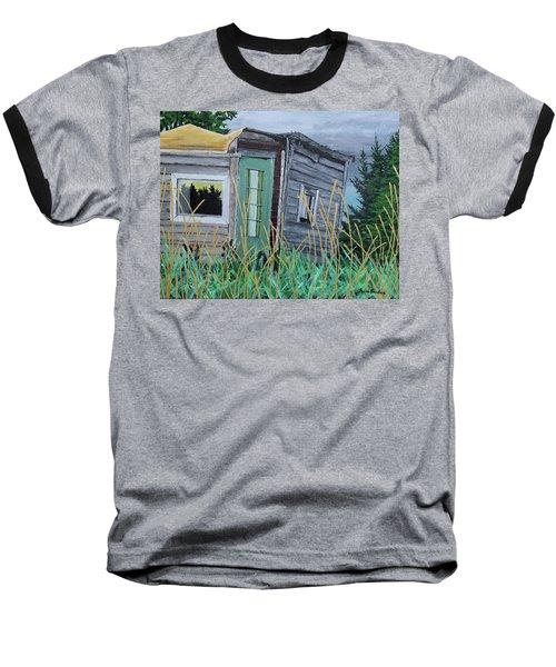 Fish Shack Baseball T-Shirt