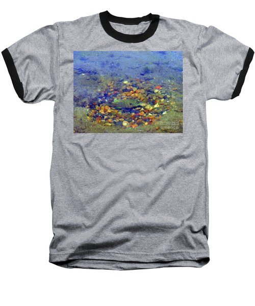 Fish Spawning Baseball T-Shirt