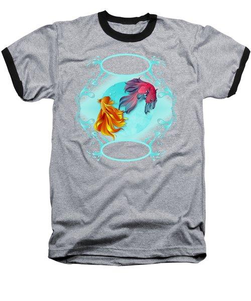 Fish Bowl Fantasy Baseball T-Shirt