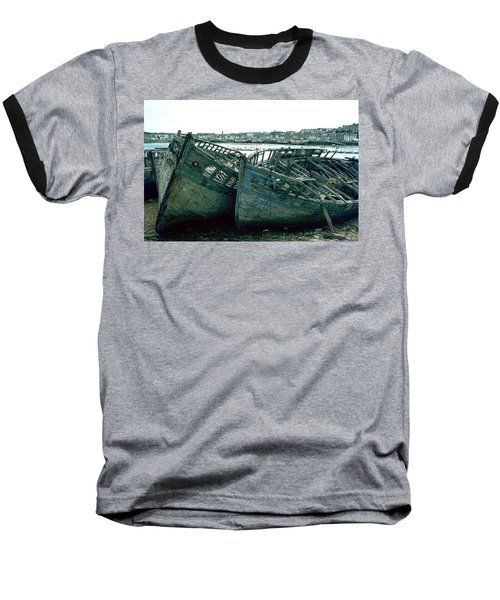 Fisher Boats Baseball T-Shirt
