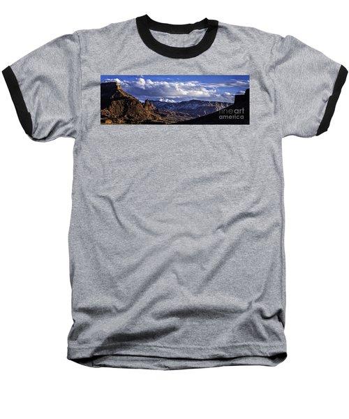 Fisher Towers Baseball T-Shirt