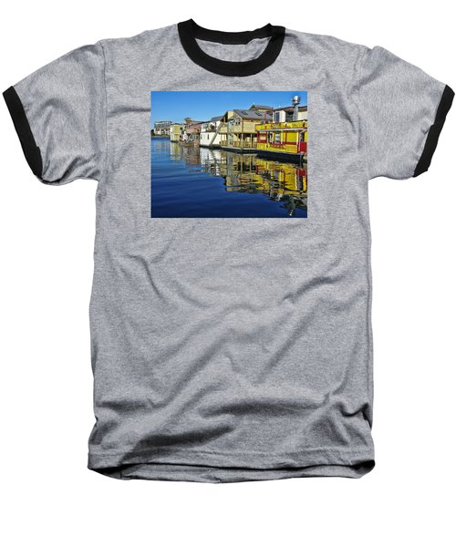 Fisherman's Wharf Baseball T-Shirt