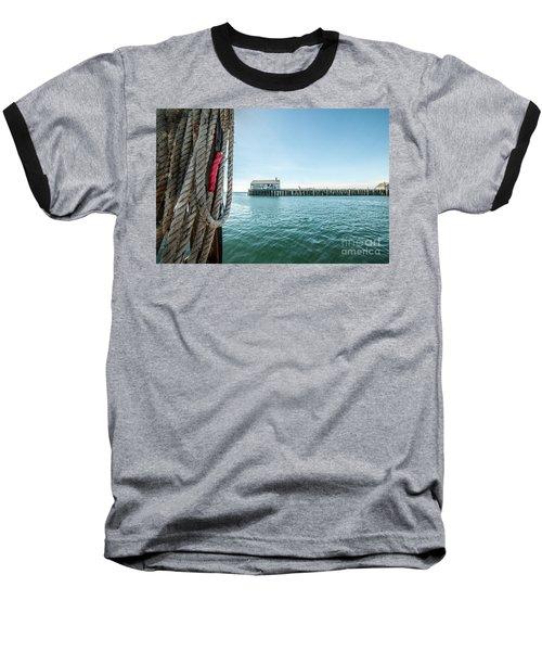 Fisherman's Wharf Baseball T-Shirt