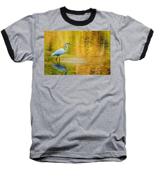Fishing 2 Baseball T-Shirt by Wade Brooks