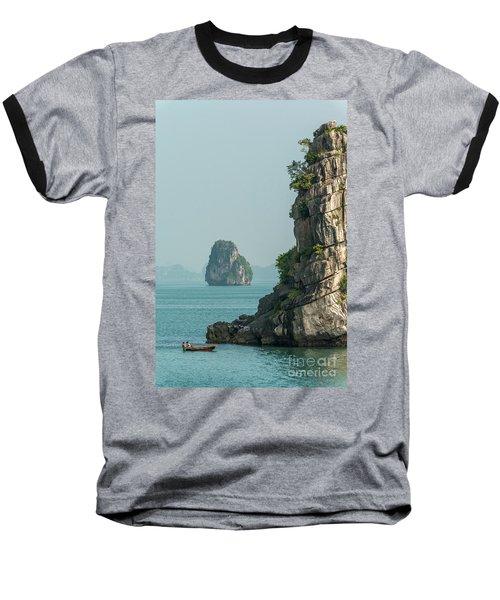 Fishing Boat 2 Baseball T-Shirt