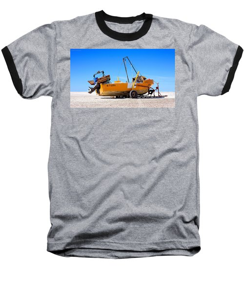 Baseball T-Shirt featuring the photograph Fishing Boat by Silvia Bruno