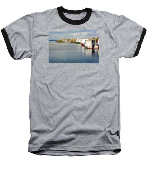 Fishing Boats At Feltzen South Baseball T-Shirt