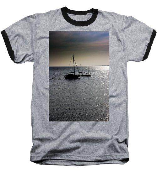 Fishing Boats Essex Baseball T-Shirt