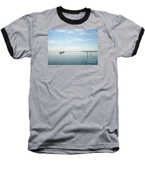 Fishing Buddies Baseball T-Shirt