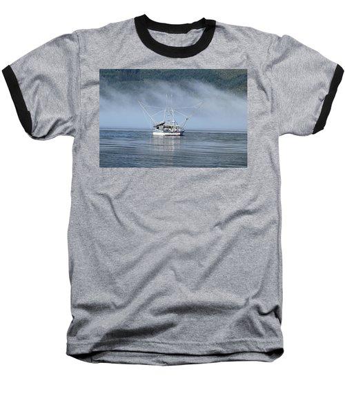 Fishing In Alaska Baseball T-Shirt