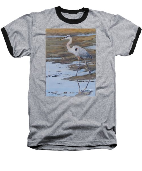 Fishing The Mud Flats...sold  Baseball T-Shirt