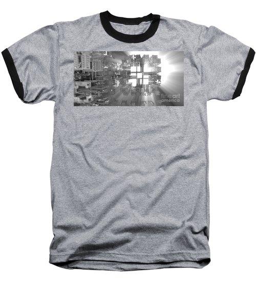 Fitting In Baseball T-Shirt