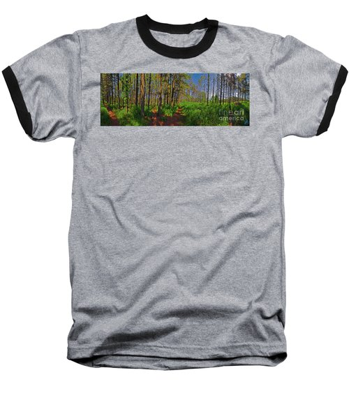 Five Paths Baseball T-Shirt