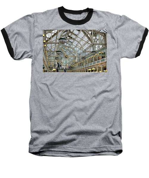 Five To Three - At St. Stephens Green Shopping Centre In Dublin Baseball T-Shirt