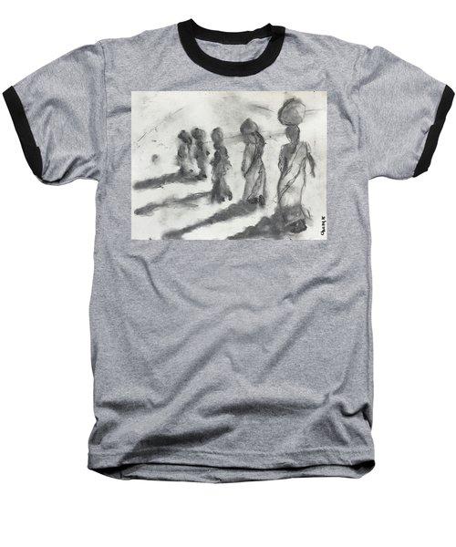 Five Women Immigrants Baseball T-Shirt