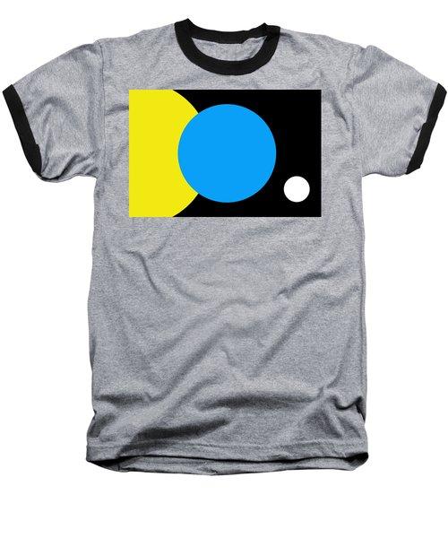 Flag Of Earth Baseball T-Shirt