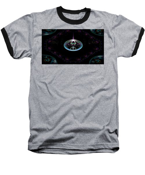 Flame Element Baseball T-Shirt