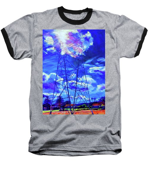 Flash Baseball T-Shirt
