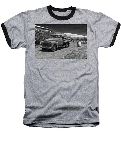 Flat Bed Chevrolet Truck Dsc05135 Baseball T-Shirt