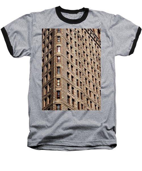 Flat Iron Baseball T-Shirt