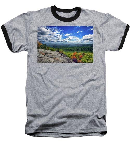 Flat Rock Vista Baseball T-Shirt