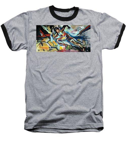 Flat Run Baseball T-Shirt