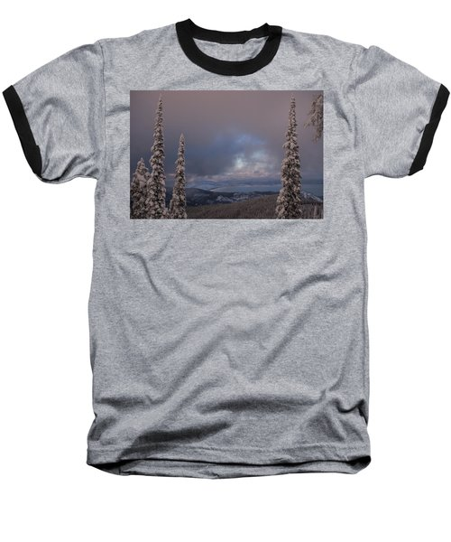 Flathead Winter 2016 Baseball T-Shirt