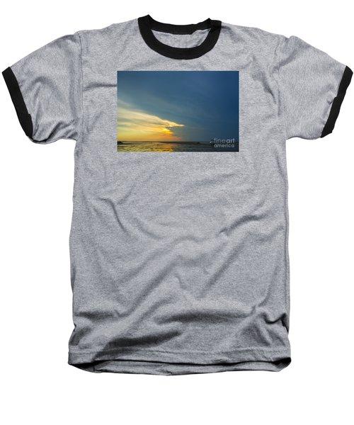 Flats Of Brewster, Cape Cod Baseball T-Shirt by Diane Diederich